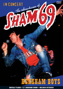 Sham 69 - Hersham Boys (DVD)