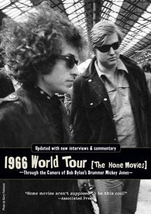 Bob Dylan - 1966 World Tour: The Home Movies (DVD)
