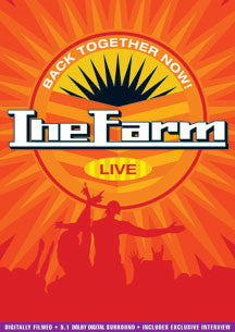 Farm - Back Together Now: Live (DVD)