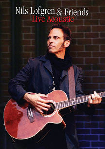 Nils Lofgren - And Friends: Live Acoustic (DVD)