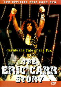 Eric Carr - Tale Of The Fox (DVD)