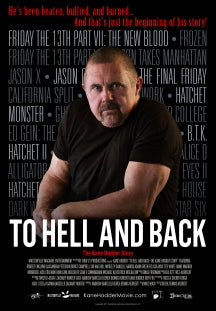 To Hell And Back: The Kane Hodder Story (BLU-RAY)
