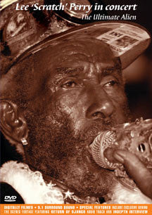 Lee Scratch Perry - Ultimate Alien (DVD)