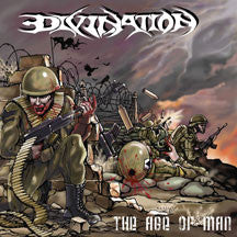 Divination - Age Of Man (CD)