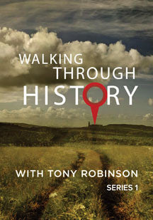 Walking Through History (Series 1) (DVD)