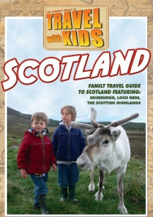 Travel With Kids - Scotland (DVD)