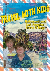 Travel With Kids: Hollywood And Los Angeles (DVD)