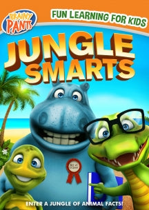 Jungle Smarts (DVD)