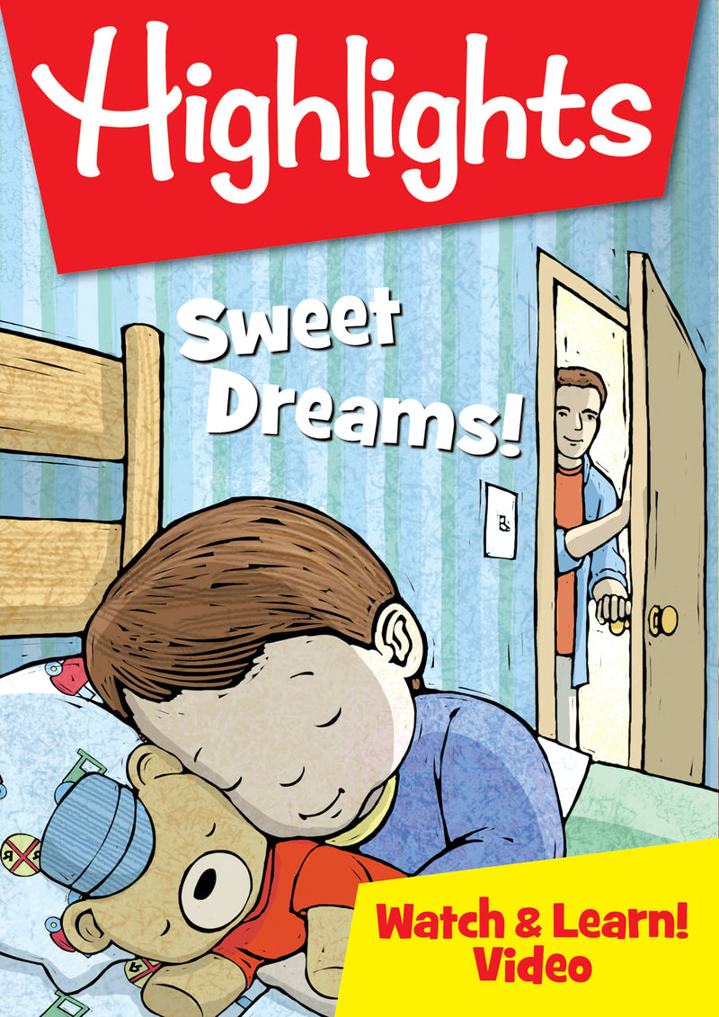 Highlights Watch & Learn!: Sweet Dreams! (DVD)