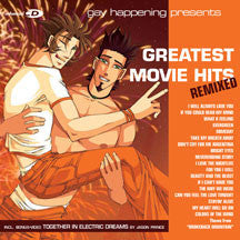 Gay Happening Presents Greatest Movie Hits Remixed (CD)