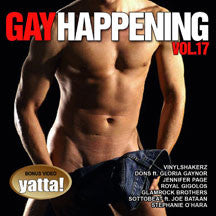 Gay Happening Vol. 17 (CD)