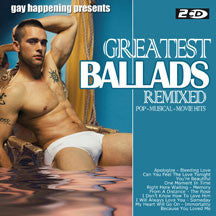 Gay Happening Presents Greatest Ballads Remixed (CD)