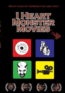 I Heart Monster Movies (DVD)