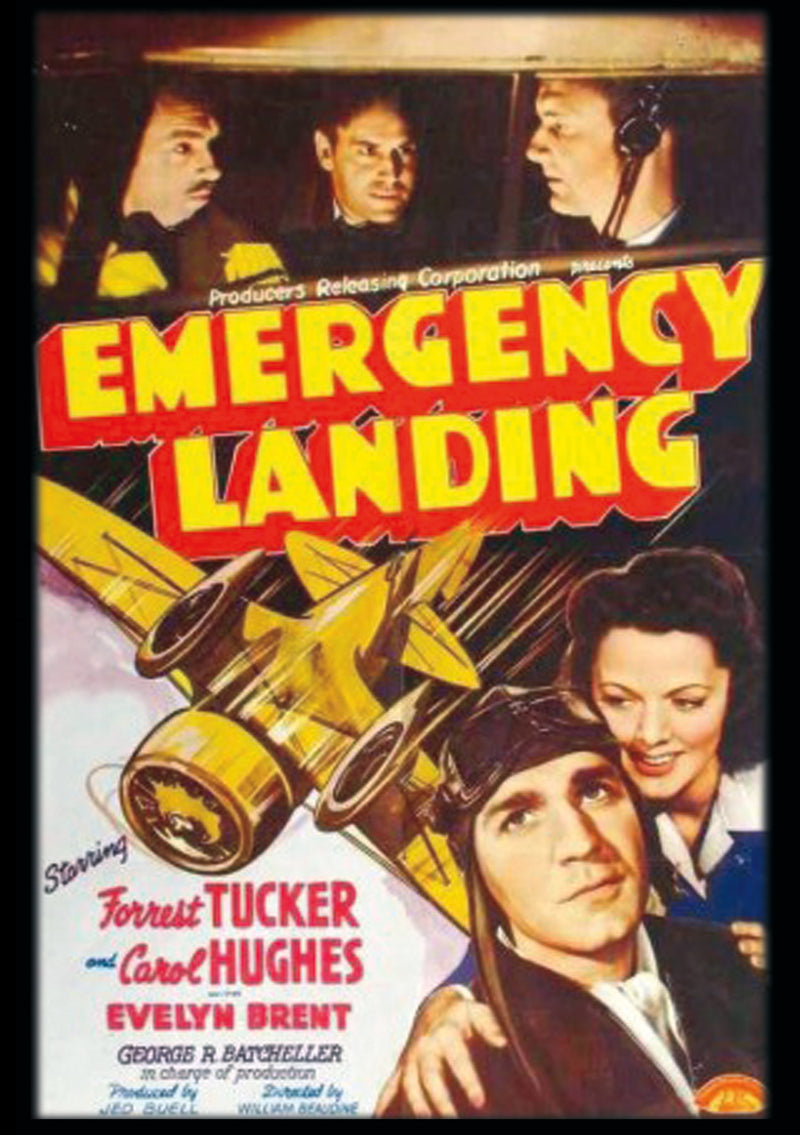 Emergency Landing (DVD)