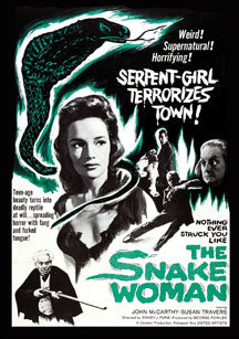 The Snake Woman (DVD)