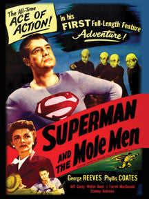 Superman And The Mole Men (DVD)