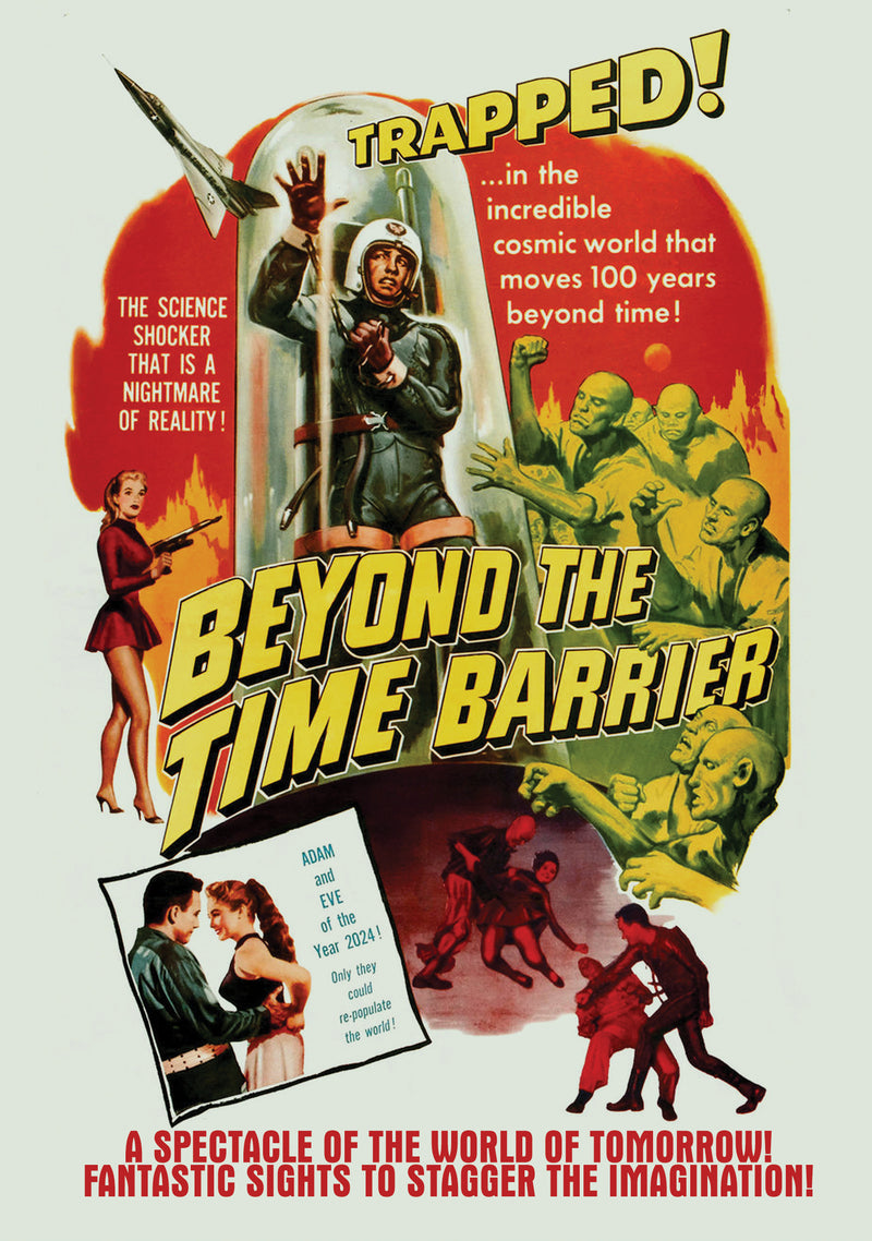 Beyond The Time Barrier (DVD)
