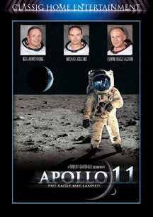 Apollo 11: The Eagle Has Landed (DVD)