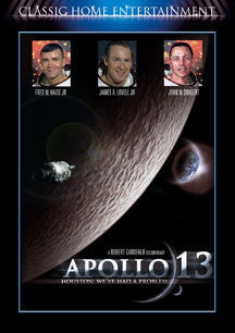 Apollo 13 – Houston: We've Had A Problem (DVD)