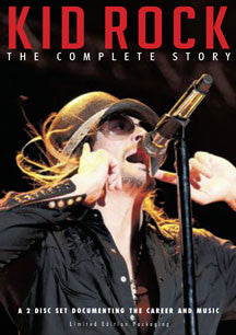 Kid Rock - The Complete Story (DVD/CD)