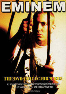 Eminem - The DVD Collector's Box Unauthorized (DVD)