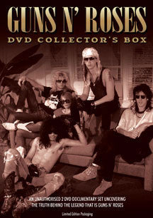 Guns N' Roses - Dvd Collector's Box Unauthorized (DVD)