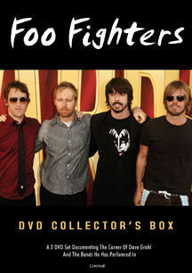 Foo Fighters - DVD Collector's Box Unauthorized (DVD)