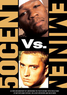 50 Cent VS Eminem DVD Collector's Box (DVD)