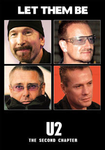 U2 - Let Them Be: The Second Chapter (DVD)