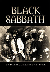 Black Sabbath - DVD Collector's Box (DVD)