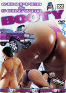Chopped & Screwed Booty (DVD)