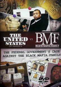 United States VS. BMF (DVD)