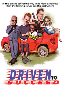 Driven To Succeed (DVD)