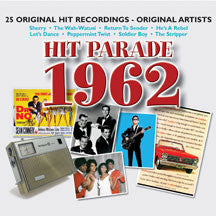 Hit Parade 1962 (CD)