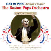 Arthur Fiedler & The Boston Pops Orchestra - Best Of Pops (CD)