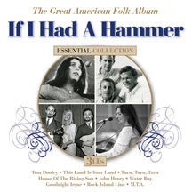 If I Had A Hammer: The Great American Folk Album (CD)