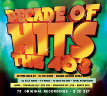 Decade Of Hits: The 40's (CD)
