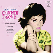 Connie Francis - The Very Best Of Connie Francis (VINYL ALBUM)