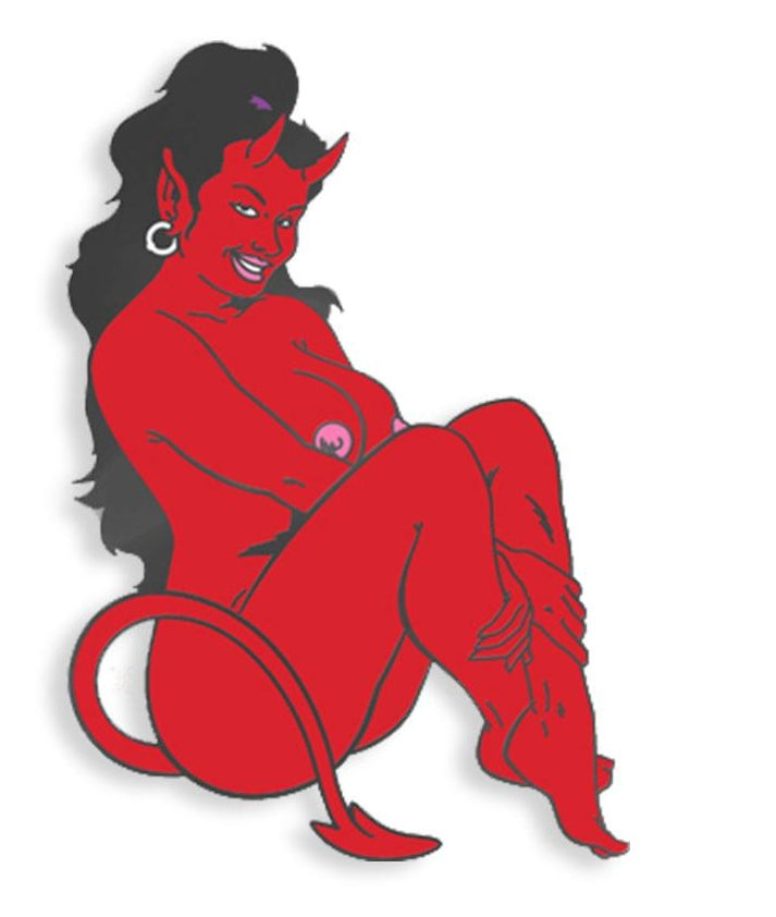 Devil Girl by COOP