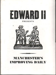 Edward Ii - Manchester's Improving Daily (CD)