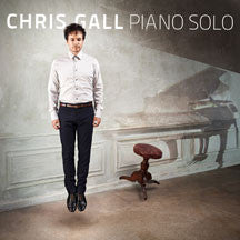 Chris Gall - Piano Solo (CD)