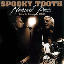 Spooky Tooth - Nomad Poets: Live In Germany 2004 (CD/DVD)