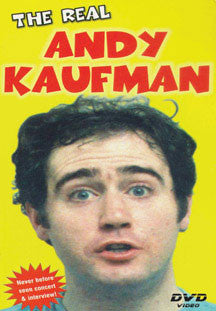 Andy Kaufman - Real Andy Kaufman (DVD)