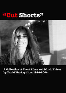 Cut Shorts: Short Films Of David Markey 1974-2004 (DVD)
