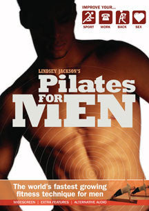 Pilates For Men (DVD)