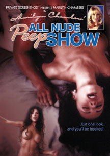 Marilyn Chambers - All Nude Peep Show (DVD)