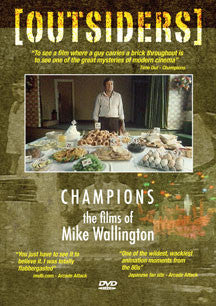 Outsiders - Champions: The Films Of Mike Wallington (DVD)