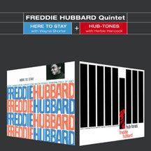 Freddie Hubbard (quintet) - Here To Stay + Hub-tones (CD)