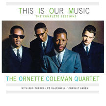 Ornette Coleman - This Is Our Music (CD)