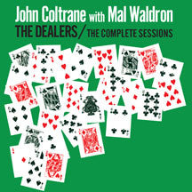 Coltrane, John & Waldron, Mal - The Dealers (the Complete Sessions) + 3 Bonus Tracks (CD)